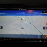 In-dash navigation system